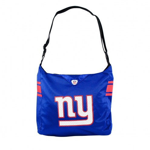 New York Giants Team Jersey Tote