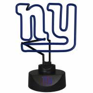 New York Giants Team Logo Neon Lamp