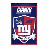 New York Giants Team Shield Banner