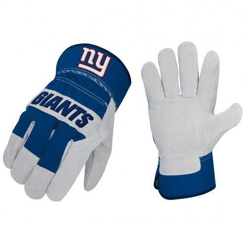 New York Giants The Closer Work Gloves