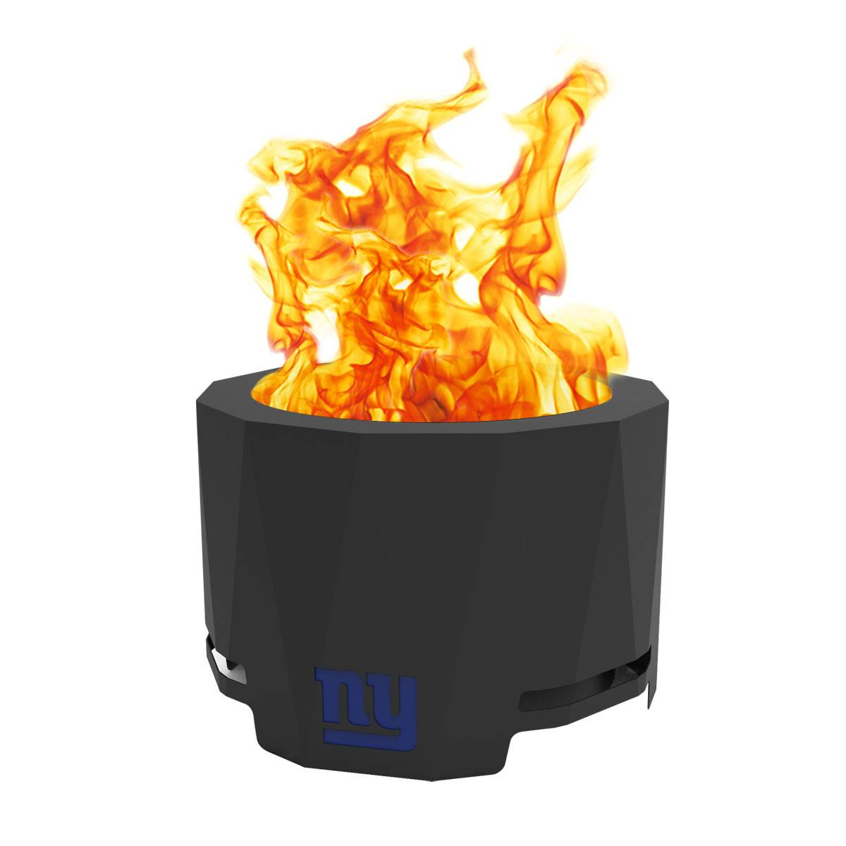 New York Giants The Peak Patio Fire Pit on The Peak Patio Fire Pit id=52635