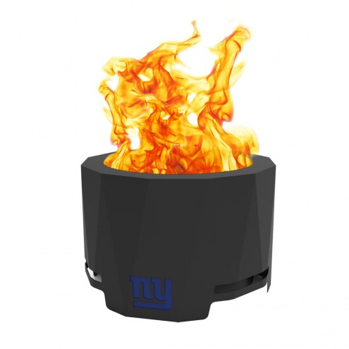 New York Giants The Peak Patio Fire Pit on The Peak Patio Fire Pit id=16872