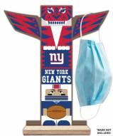 New York Giants Totem Mask Holder