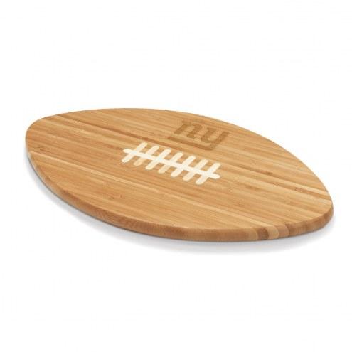 New York Giants Touchdown Cutting Board