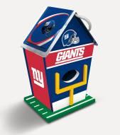 New York Giants Wood Birdhouse