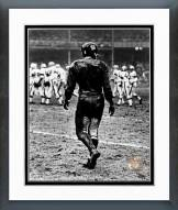 New York Giants Y.A. Tittle 1962 Action Framed Photo
