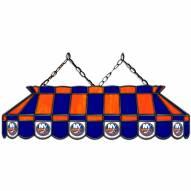 "New York Islanders 40"" Stained Glass Billiard Lamp"
