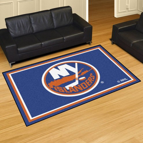 New York Islanders 5' x 8' Area Rug