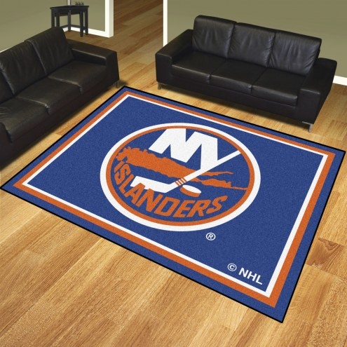New York Islanders 8' x 10' Area Rug