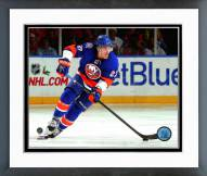 New York Islanders Anders Lee Action Framed Photo
