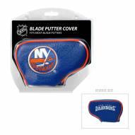 New York Islanders Blade Putter Headcover