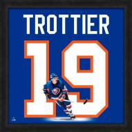 New York Islanders Brian Trottier Uniframe Framed Jersey Photo