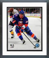 New York Islanders Brock Nelson Action Framed Photo
