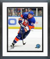 New York Islanders Casey Cizikas Action Framed Photo