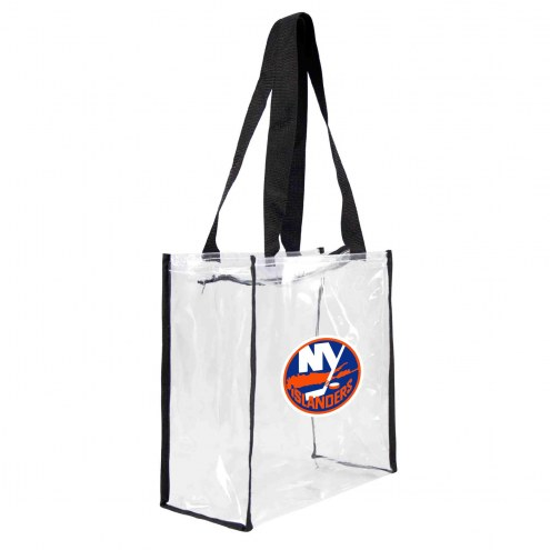 New York Islanders Clear Square Stadium Tote
