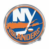 New York Islanders Color Car Emblem