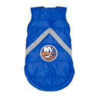 New York Islanders Dog Puffer Vest