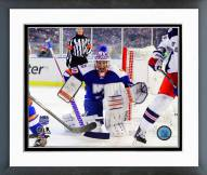 New York Islanders Evgeni Nabokov NHL Stadium Series Framed Photo