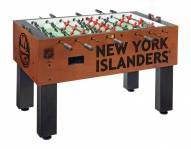 New York Islanders Foosball Table