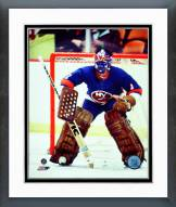 "New York Islanders Glenn ""Chico"" Resch Action Framed Photo"