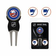 New York Islanders Golf Divot Tool Pack