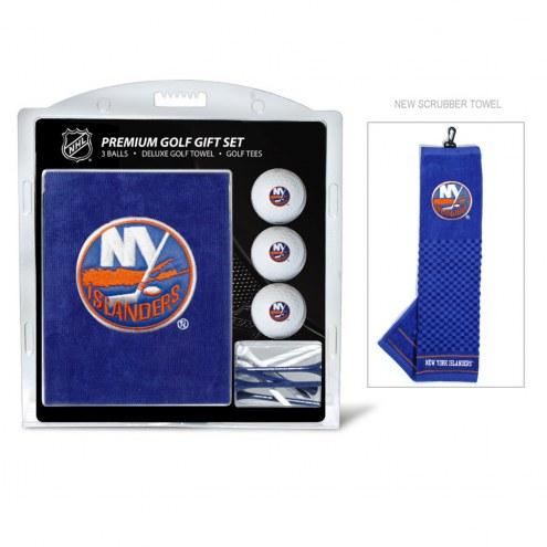 New York Islanders Golf Gift Set