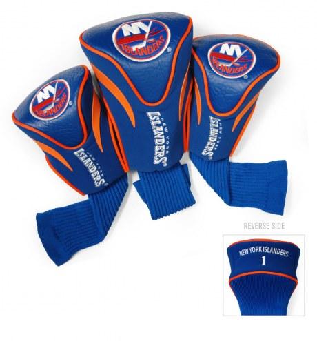 New York Islanders Golf Headcovers - 3 Pack