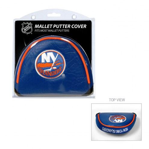 New York Islanders Golf Mallet Putter Cover