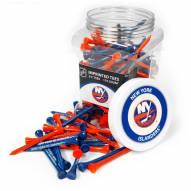 New York Islanders 175 Golf Tee Jar