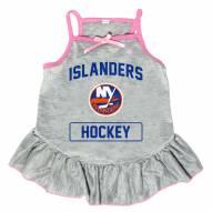 New York Islanders Gray Dog Dress