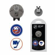 New York Islanders Hat Clip & Marker Set
