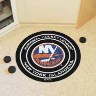 New York Islanders Hockey Puck Mat