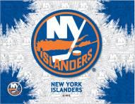 New York Islanders Logo Canvas Print