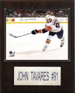 "New York Islanders John Tavares 12"" x 15"" Player Plaque"