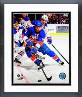 New York Islanders John Tavares Action Framed Photo
