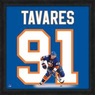 New York Islanders John Tavares Uniframe Framed Jersey Photo