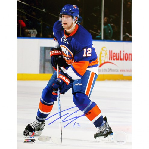 "New York Islanders Josh Bailey Signed 16"" x 20"" Photo"