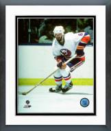New York Islanders Ken Morrow 1983-84 Action Framed Photo