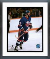 New York Islanders Ken Morrow 1984-85 Action Framed Photo