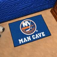 New York Islanders Man Cave Starter Mat