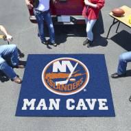 New York Islanders Man Cave Tailgate Mat