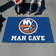 New York Islanders Man Cave Ulti-Mat Rug
