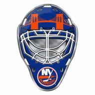New York Islanders Mask Car Emblem