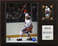 "New York Islanders Mike Bossy 12"" x 15"" Player Plaque"