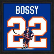 New York Islanders Mike Bossy Uniframe Framed Jersey Photo
