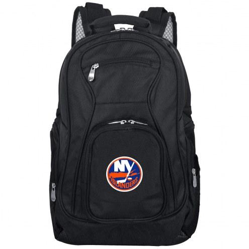New York Islanders Laptop Travel Backpack
