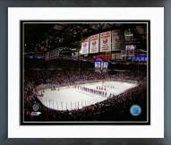 New York Islanders Nassau Coliseum 2014 Framed Photo
