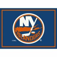 New York Islanders NHL Team Spirit Area Rug