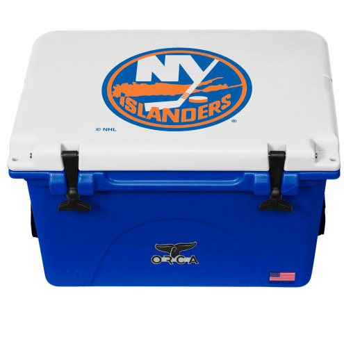 New York Islanders ORCA 40 Quart Cooler