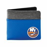 New York Islanders Pebble Bi-Fold Wallet